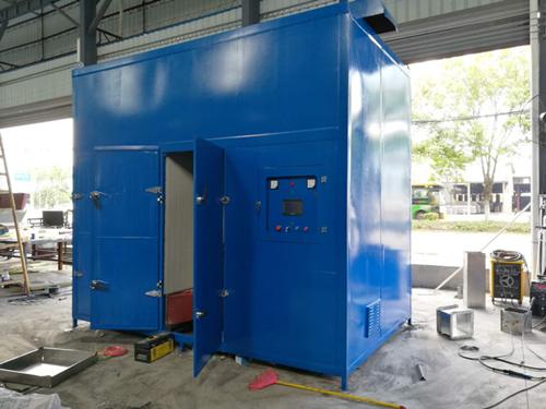 离线催化燃烧废气处理设备