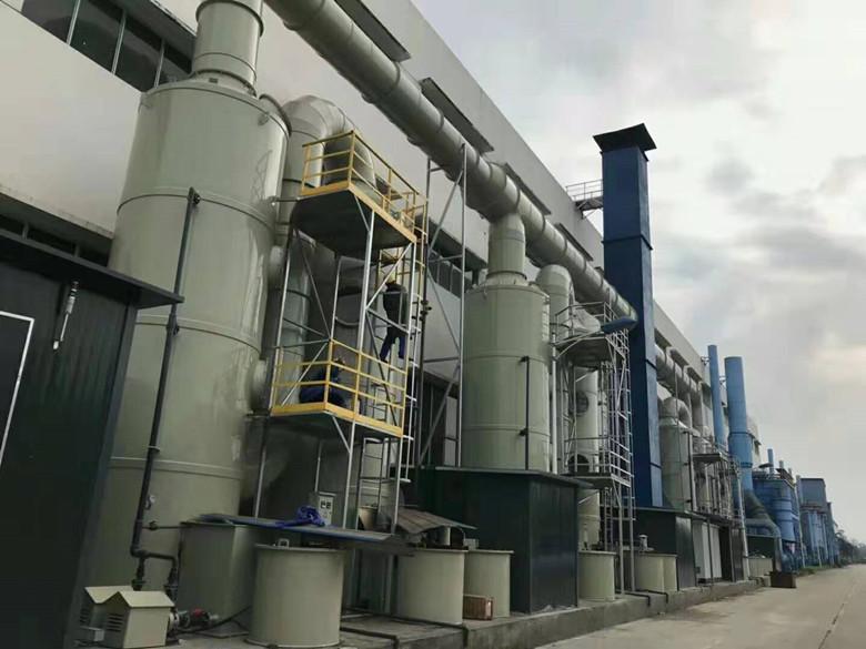 四川制药废气处理设备多少钱