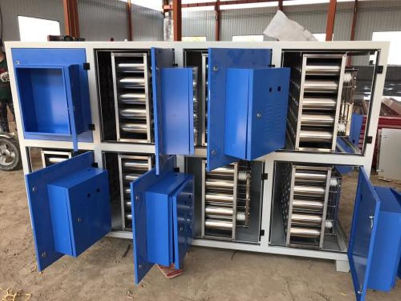 成都污水处理站低温等离子废气处理装置