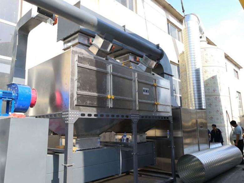 印刷有机废气处理