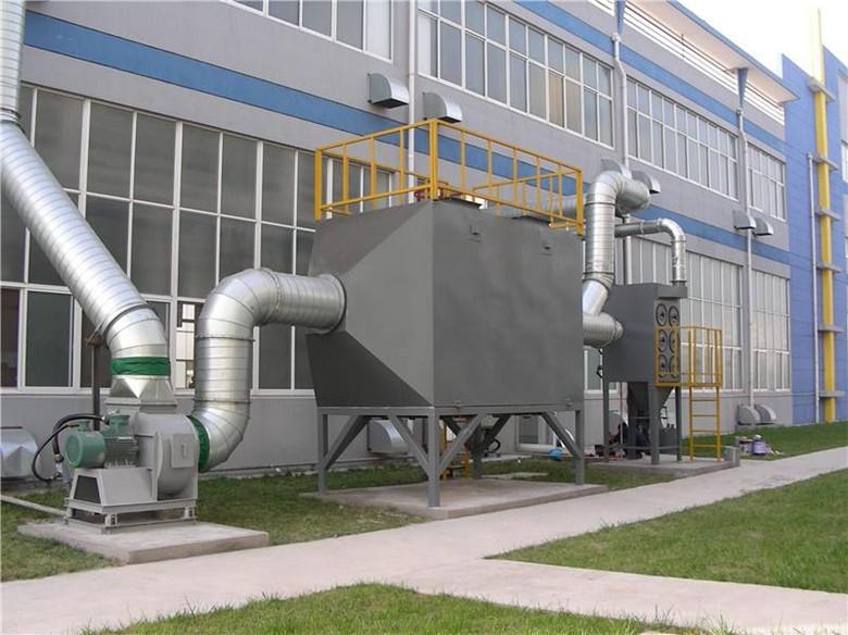 酸雾废气处理设备有哪些