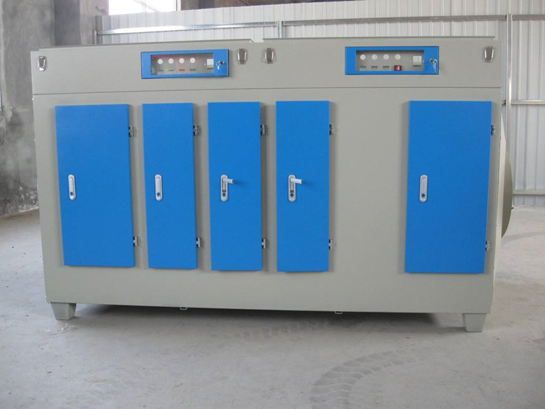 污水站废气处理设计方案