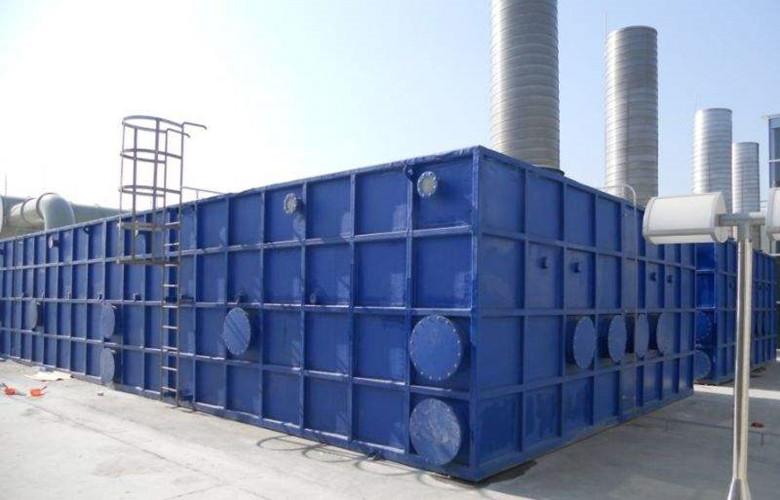 生物除臭处理有机废气工艺