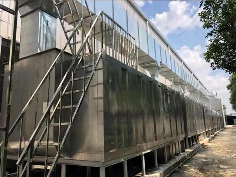 生物除臭设备废气处理技术
