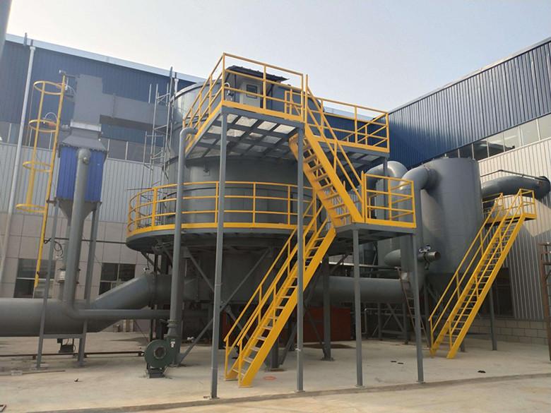 旋转RTO蓄热式废气处理设备
