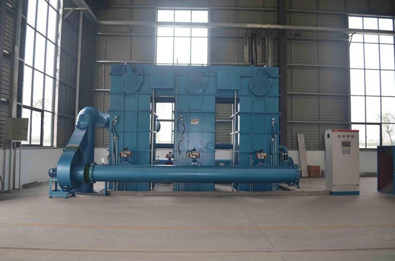 RTO蓄热式燃烧设备蓄热体的结构类型