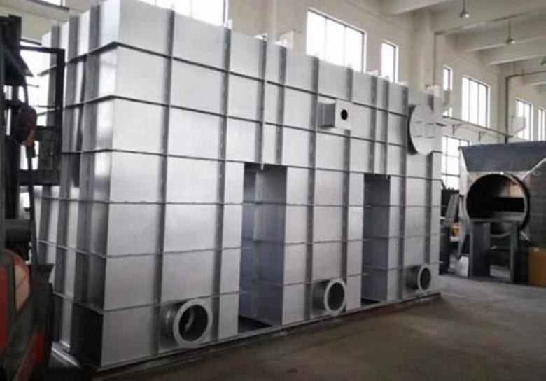 RTO蓄热式焚烧法的设备构造