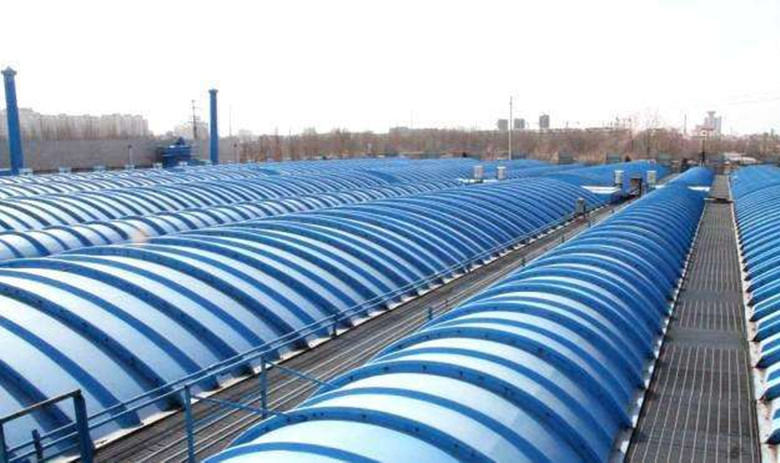 污水站密闭玻璃钢盖板的主要性能