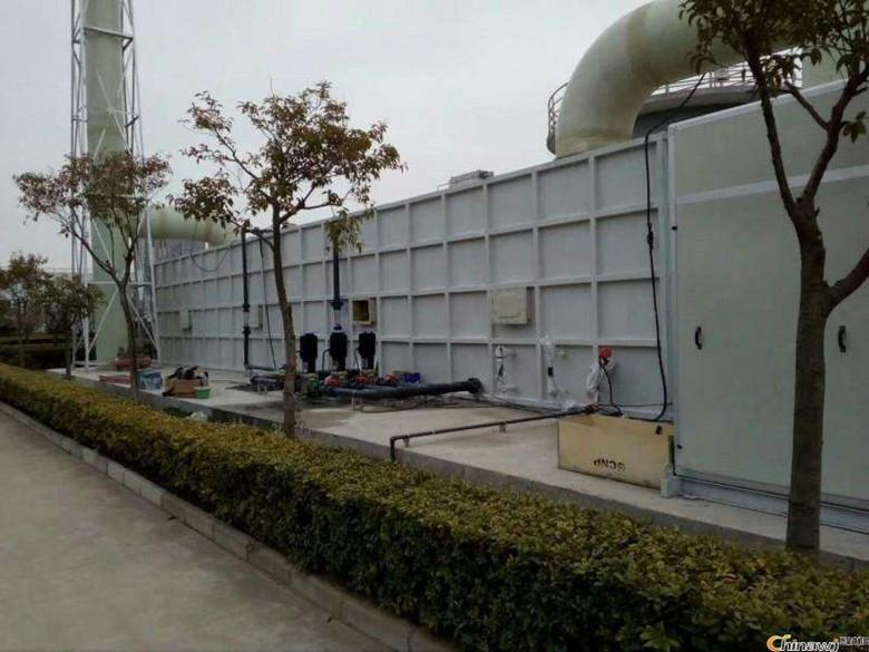 污水站恶臭废气生物除臭法治理技术