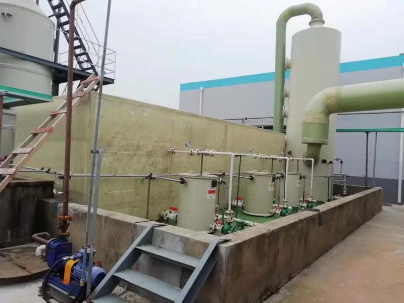 生物法废气处理方法